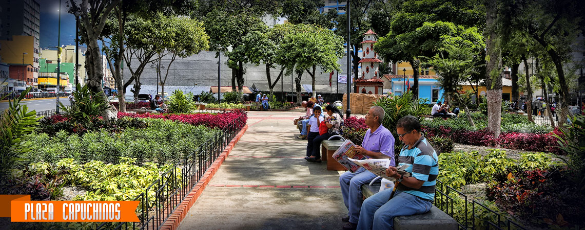 Plaza Capuchinos